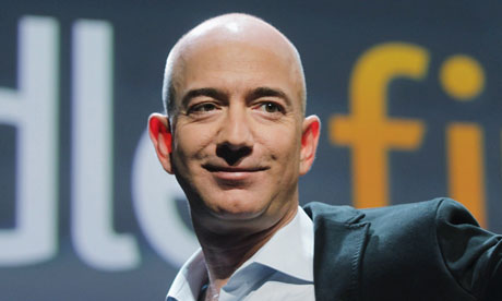 Bezos king of the pandemic. Golden Lockdown for Amazon (and beyond)