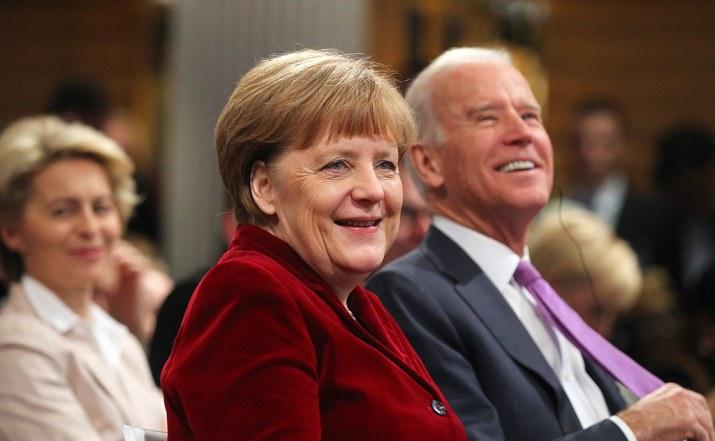 Pourquoi les journalistes allemands se moquent de l'accord Biden-Merkel sur Nord Stream 2