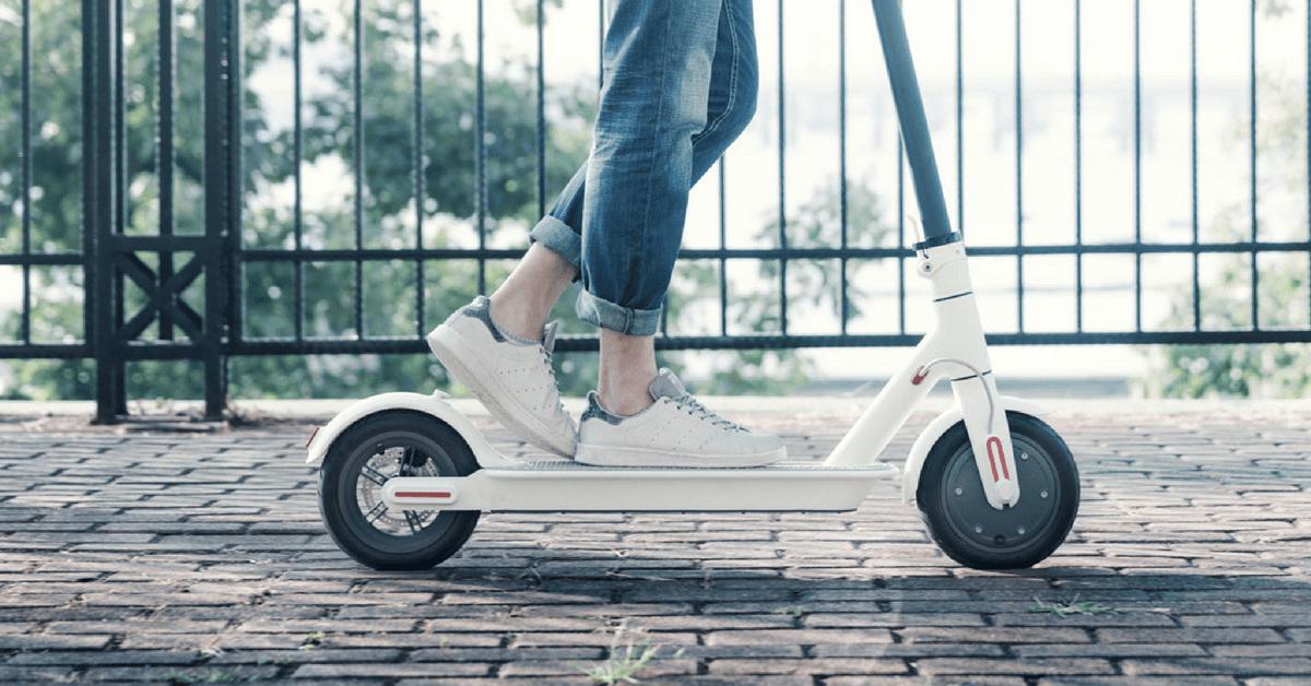 這是即將推出的電動踏板車規則