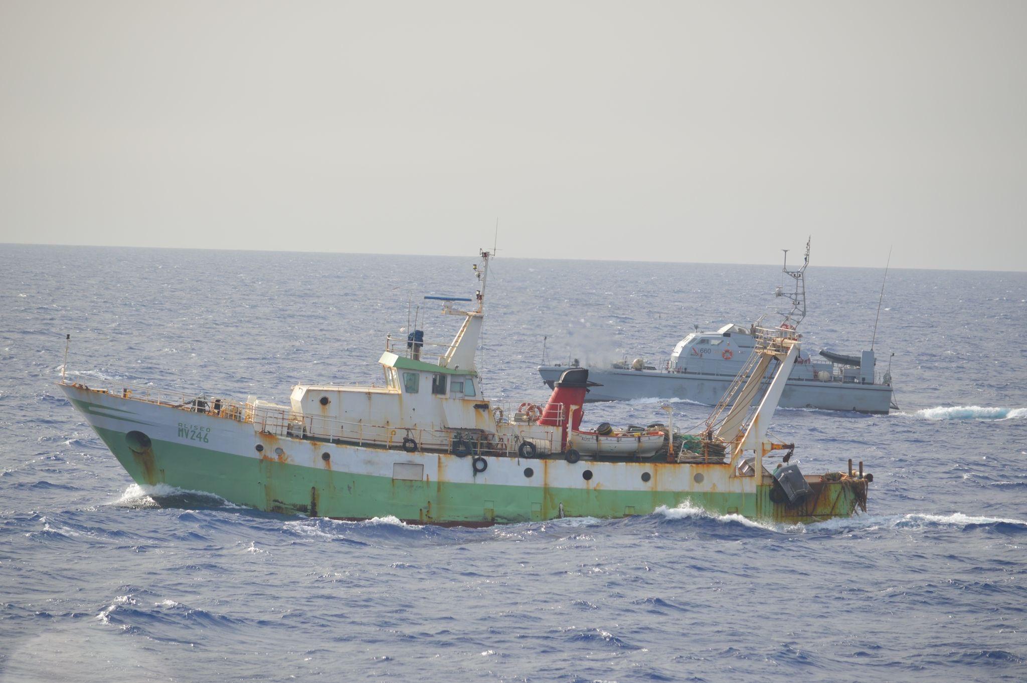 漁船Artemide、Aliseo、Nuovo Cosimo、リビアとイタリアの何が問題なのか