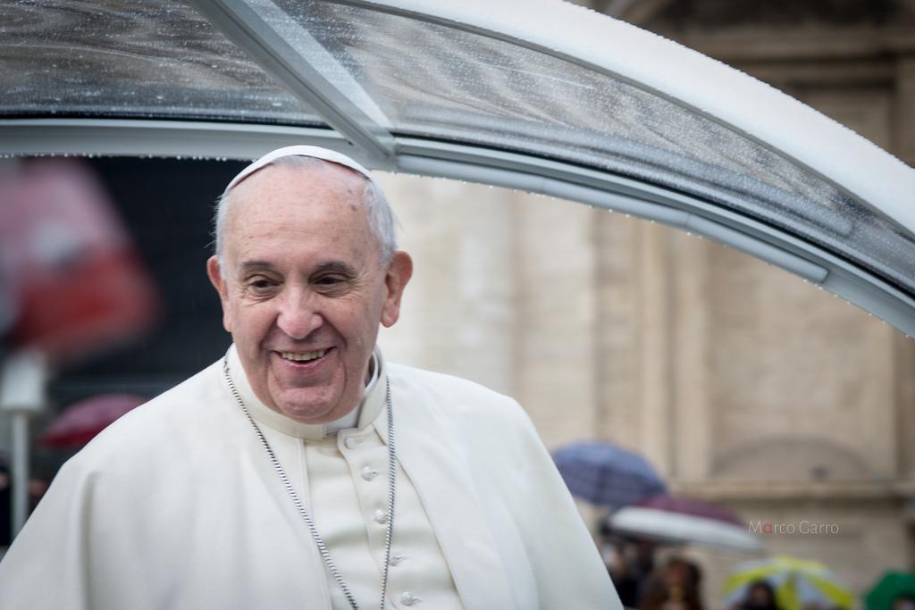 Becciuだけではありません。ここに教皇フランシスのすべての魚雷があります