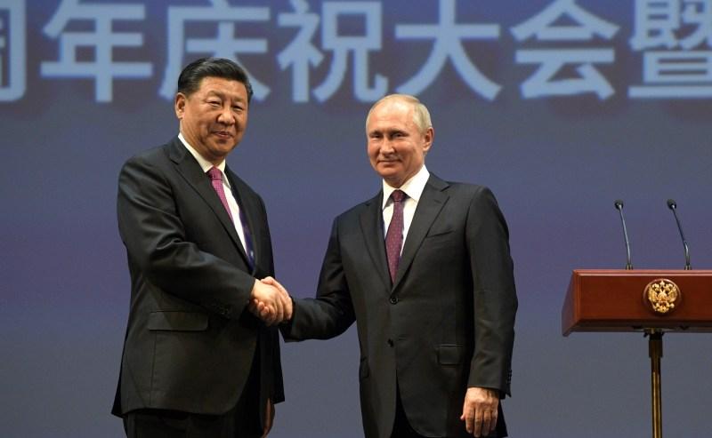 Вот синергия между Китаем и Россией по Афганистану и за его пределами