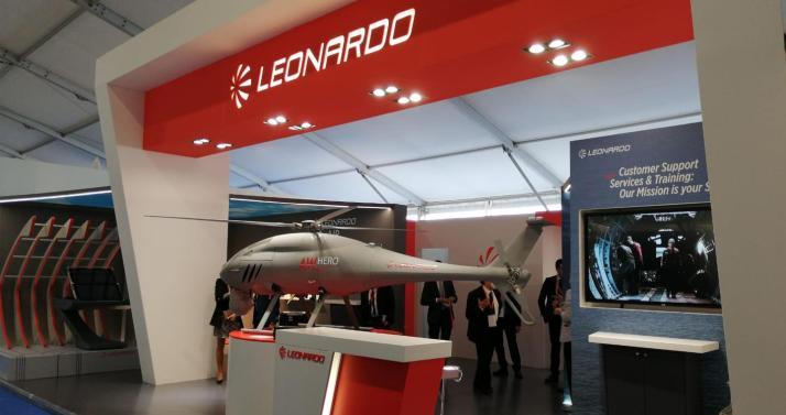 Awhero, C-27j et Atos. Tous les produits Leonardo à Seafuture 2021
