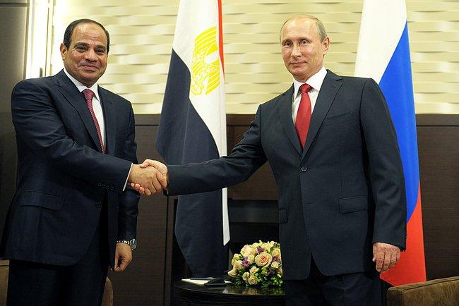 埃及和俄羅斯在核能方面的所有協同作用