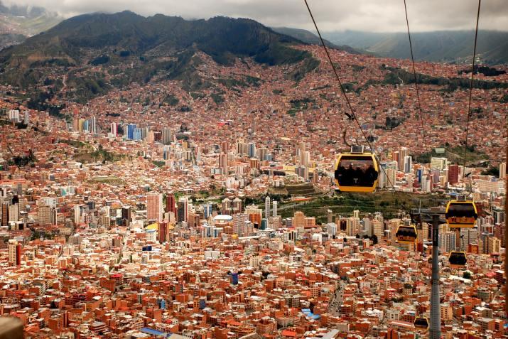Comment la dette extérieure augmente dans la Bolivie d'Evo Morales