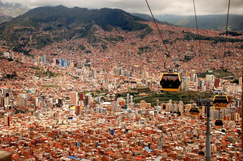 Как растет внешний долг в Боливии Эво Моралеса