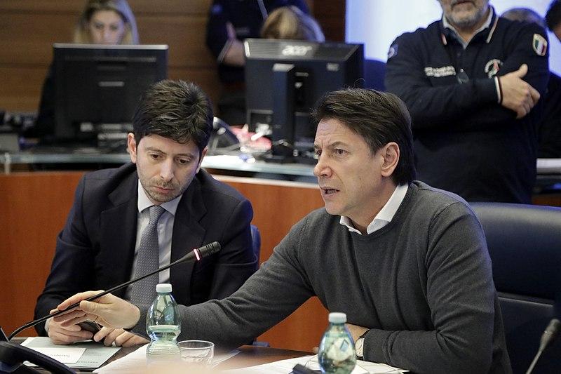 足夠的謊言,意大利不是反Covid模式(如世界衛生組織所說)