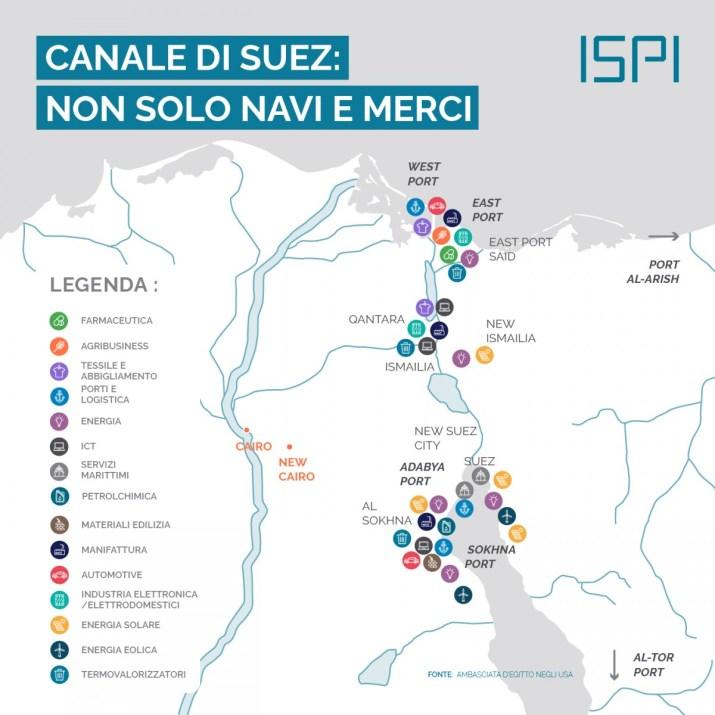 Suez et au-delà, la géopolitique des passages maritimes stratégiques