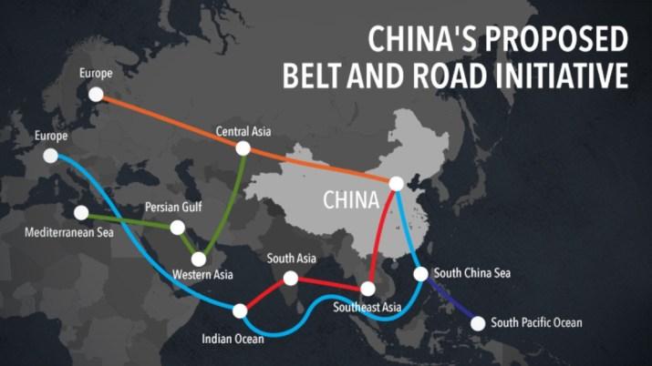 Η Κίνα προχωρά στην Αφρική, ο δρόμος Silk προσγειώνεται στην Αλγερία