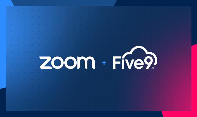 Zoom 將對 Five9 聯絡中心做什麼
