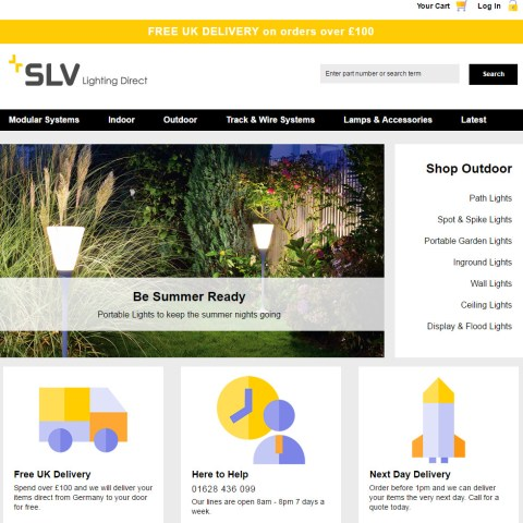 SLV Lighting Direct