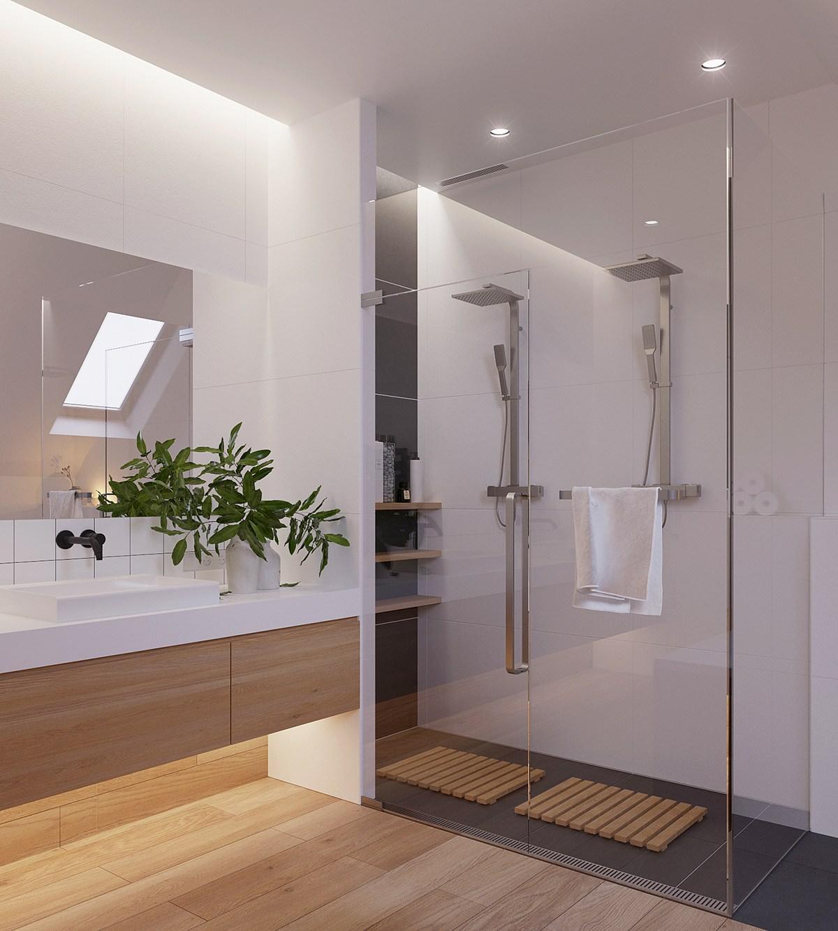 Come arredare un bagno moderno e creare un ambiente di sicuro effetto? 100 Idee Bagni Moderni Da Sogno Colori Idee Piastrelle Bagno Moderno Start Preventivi