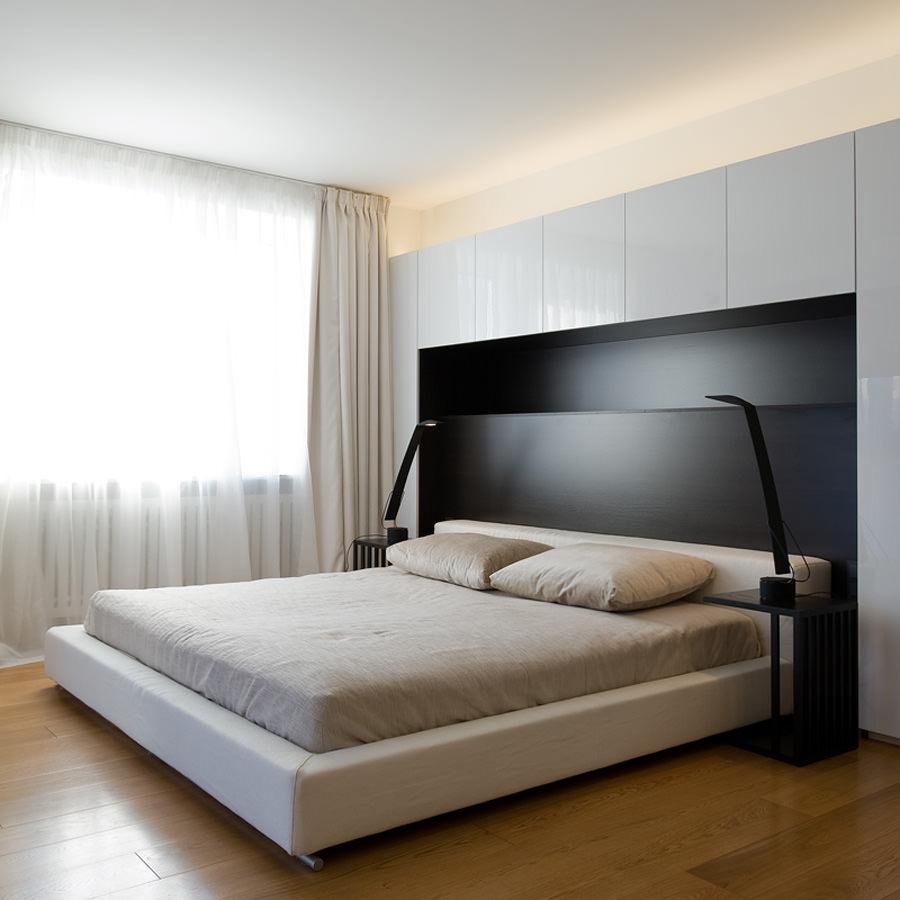 Idee di arredo originali per la camera da letto. 100 Idee Camere Da Letto Moderne Colori Illuminazione Arredo Camera Moderna Start Preventivi
