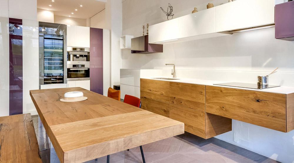 Il concept moderno applicato al kitchen design nasce dalla domanda. 100 Idee Cucine Moderne Da Sogno Con Isola Ad U Open Space Colori Cucina Moderna Piccola Start Preventivi