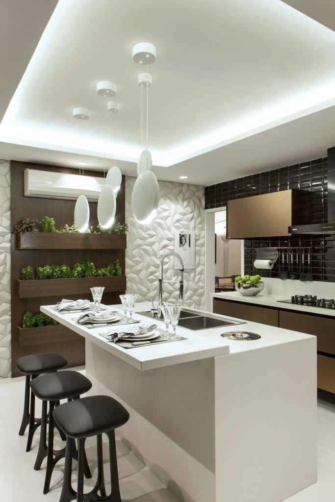 Arredare una cucina piccola non è difficile: 100 Idee Cucine Moderne Da Sogno Con Isola Ad U Open Space Colori Cucina Moderna Piccola Start Preventivi