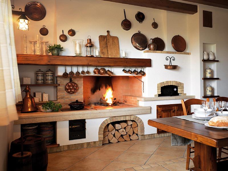 La cucina rustica colorata è originale e divertente. Cucina In Muratura 70 Idee Per Cucine Moderne Rustiche Country Piastrelle Cemento E Resina Start Preventivi