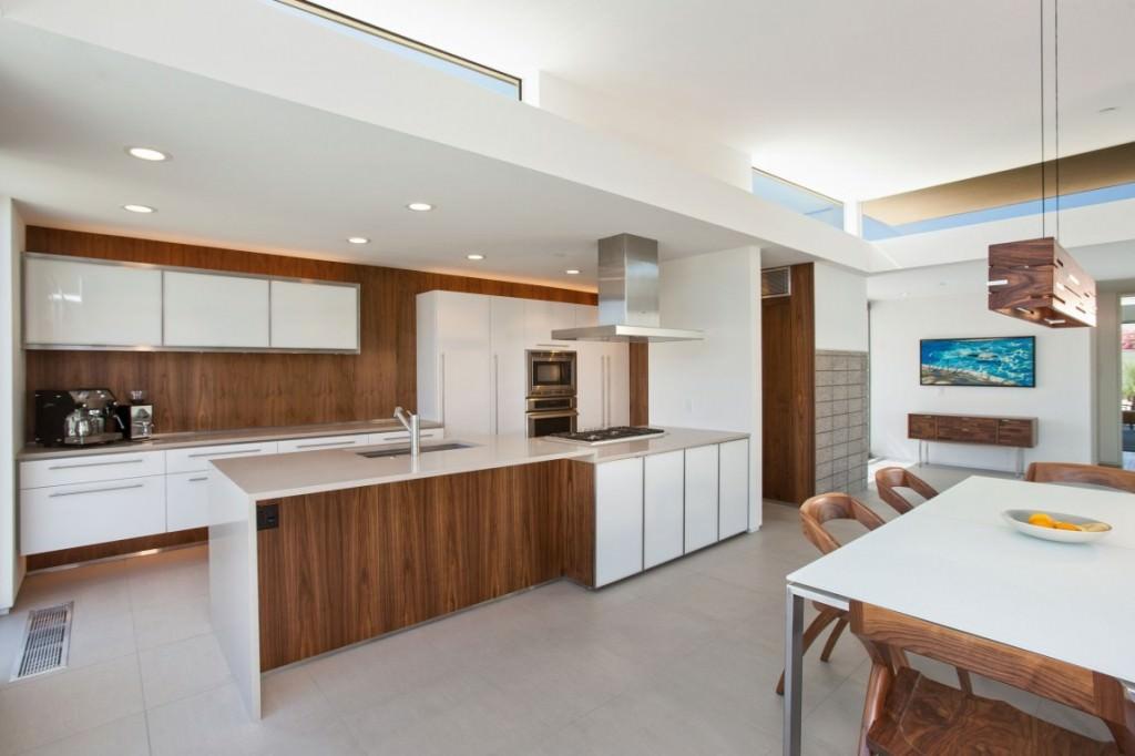 Come arredare una cucina moderna bianca? 100 Idee Cucine Moderne In Legno Bianche Nere Colorate Idee Colori Cucina Moderna Legno Start Preventivi