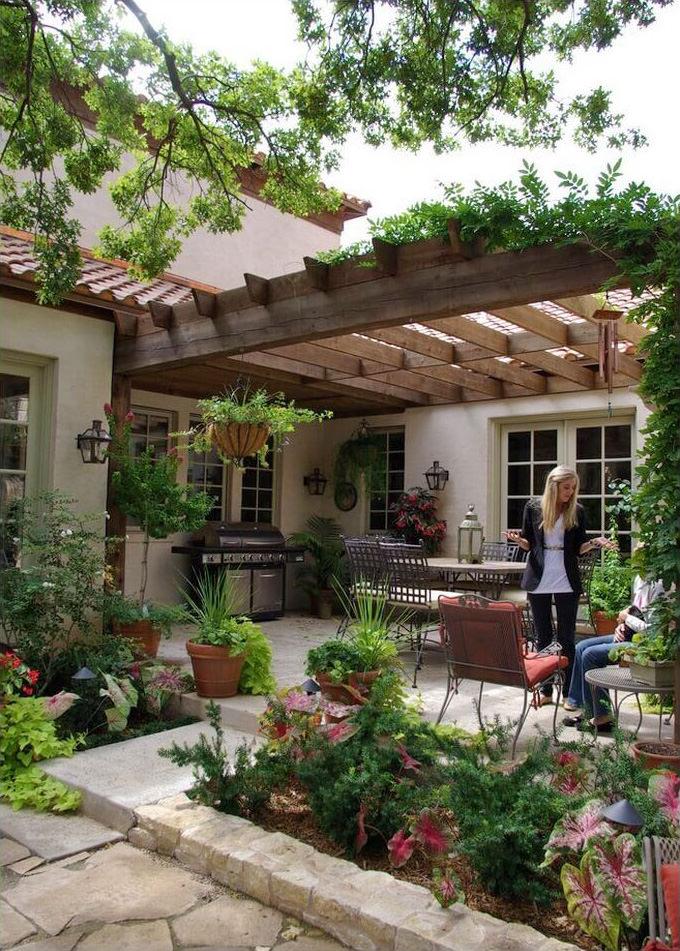 Paolo tursi 23 dicembre 2020 12:00. Progettare Un Giardino Rustico Pieno Di Colori E Calore Guida 25 Idee Giardini Rustici Start Preventivi