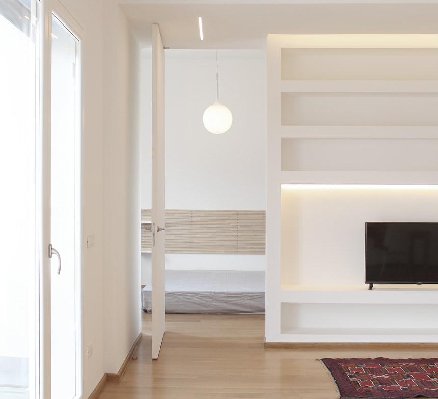 Perché una parete attrezzata in cartongesso può arredare un'intera parete. Parete Attrezzata In Cartongesso Per Il Soggiorno Info Prezzi E 40 Idee Moderne Start Preventivi