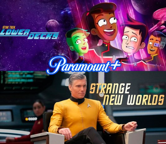 Star Trek - Strange New Worlds - Lower Decks - Paramount+