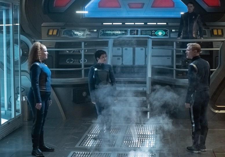 Blu del Barrio Represents a Bright Future for Star Trek