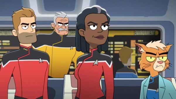 Star Trek: Lower Deck | CBS All Access