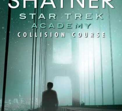 """""""Star Trek: Academy: Collision Course"""" Review by Literary Treks"""