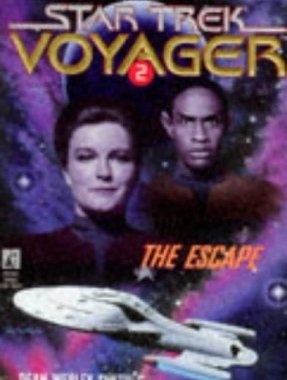 """Star Trek: Voyager: 2 The Escape"" Review by Deepspacespines.com"