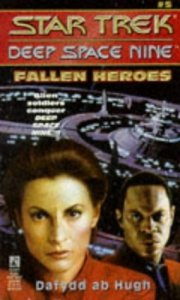 "4167ZRKQREL. SL500  180x300 ""Star Trek: Deep Space Nine: 5 Fallen Heroes"" Review by Trek Lit Reviews"
