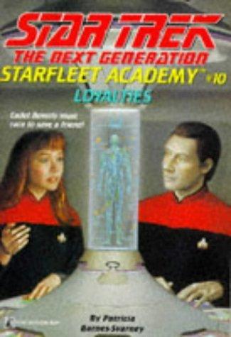 Star Trek: The Next Generation: Starfleet Academy: 10 Loyalties Review by Deepspacespines.com