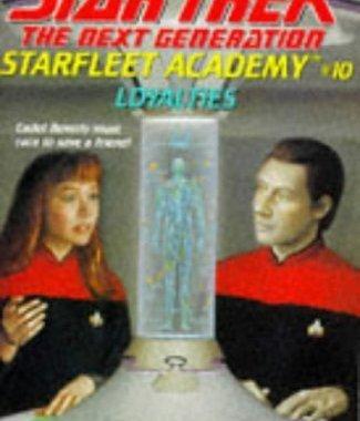 """Star Trek: The Next Generation: Starfleet Academy: 10 Loyalties"" Review by Deepspacespines.com"