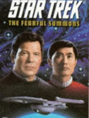 """Star Trek: 74 The Fearful Summons"" Review by Deepspacespines.com"