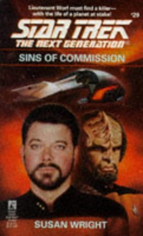 Star Trek: The Next Generation: 29 Sins Of Commission Review by Deepspacespines.com