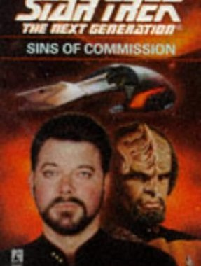 """Star Trek: The Next Generation: 29 Sins Of Commission"" Review by Deepspacespines.com"