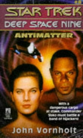 Star Trek: Deep Space Nine: 8 Antimatter Review by Deepspacespines.com