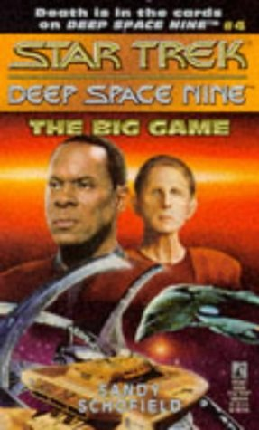 Star Trek: Deep Space Nine: 4 The Big Game Review by Deepspacespines.com