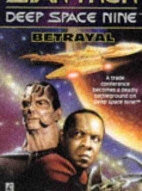 """""""Star Trek: Deep Space Nine: 6 Betrayal"""" Review by Deepspacespines.com"""