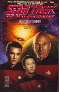 "41N08KJJFML. SL500  192x300 ""Star Trek: The Next Generation: 17 Boogeymen"" Review by Deep Space Spines"