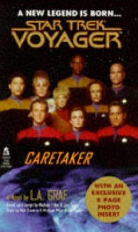 Star Trek: Voyager: 1 Caretaker Review by Deepspacespines.com