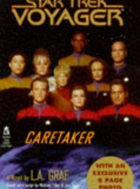 """Star Trek: Voyager: 1 Caretaker"" Review by Deepspacespines.com"