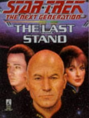 """Star Trek: The Next Generation: 37 The Last Stand"" Review by Deepspacespines.com"