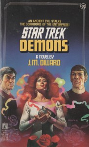 "41YjjoXXjNL. BO1204203200  182x300 ""Star Trek: 30 Demons"" Review by Deep Space Spines"