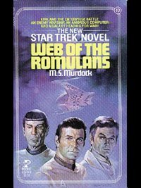Star Trek: 10 Web Of The Romulans Review by Theyboldlywent.com