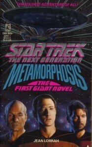 """Star Trek: The Next Generation: Metamorphosis"" Review by Deep Space Spines"