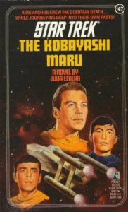 "510R3Y96DTL. SL500  182x300 ""Star Trek: 47 The Kobayashi Maru"" Review by Deep Space Spines"