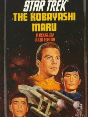 """Star Trek: 47 The Kobayashi Maru"" Review by Deep Space Spines"