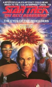 "511JHRXG4BL. SL500  179x300 ""Star Trek: The Next Generation: 13 The Eyes Of The Beholders"" Review by Deep Space Spines"