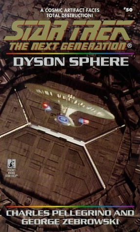 Star Trek: The Next Generation: 50 Dyson Sphere Review by Treklit.com