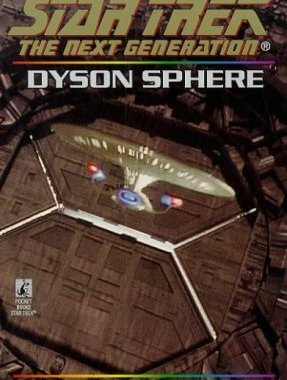 """Star Trek: The Next Generation: 50 Dyson Sphere"" Review by Treklit.com"