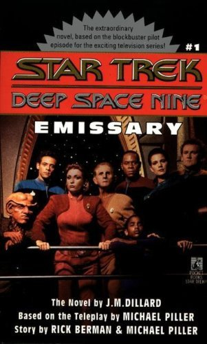 Star Trek: Deep Space Nine: 1 Emissary Review by Deepspacespines.com